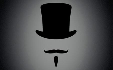 El sombrero del malo